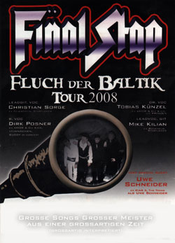Plakat Baltik Tour 2008 250